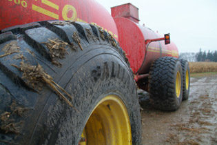 Alliance to roll out 100 new tires in '09