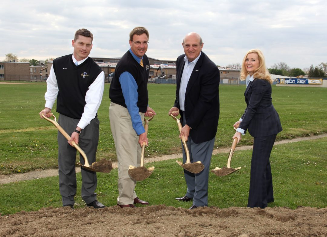 Almost 100 years and counting: Cooper gives back to Findlay