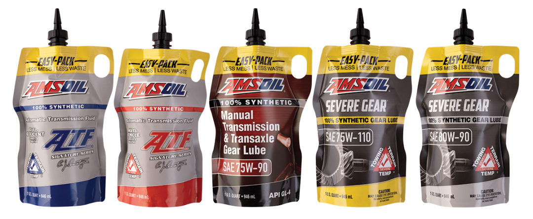 Amsoil Expands 'Easy-Pack' Package Offerings