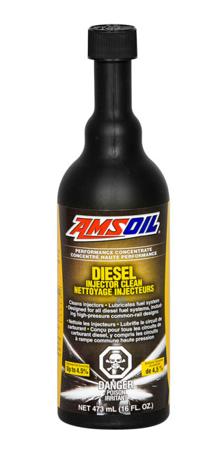Amsoil offers additive in single-use size