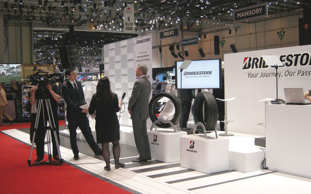 An electric future for tires in Europe