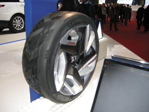 An insight into tomorrow's tires