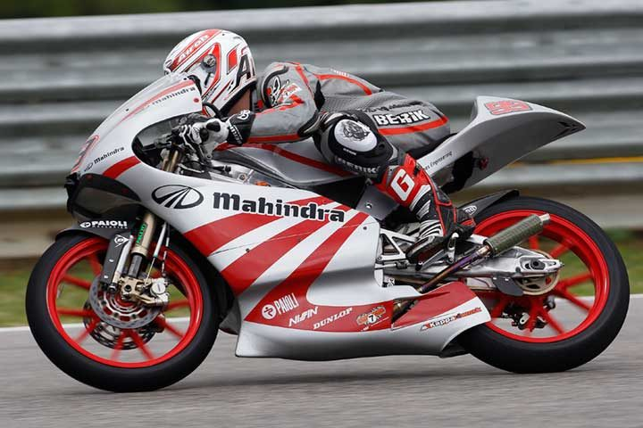 Another step for Mahindra Team