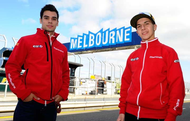 Another top ten for Mahindra down under