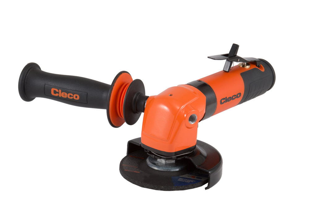 Apex Tool Adds Cleco Right Angle Grinders