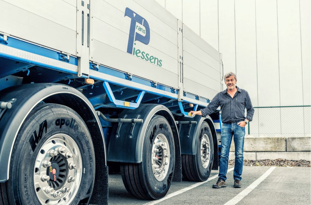 Apollo's Hungary Truck Tire Plant Is Producing Tires