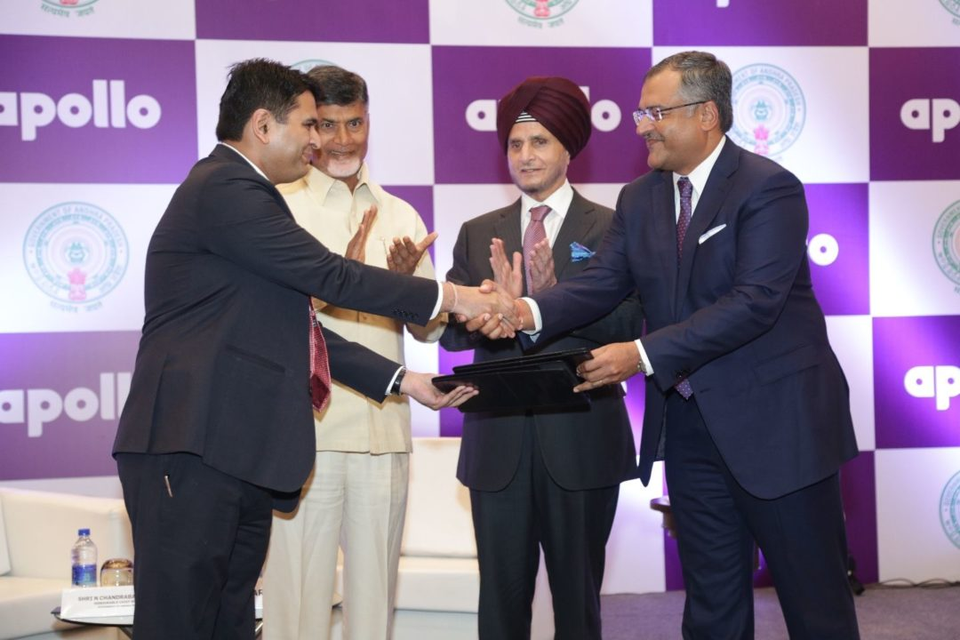 Apollo Will Increase Capacity with a 5th Indian Tire Plant