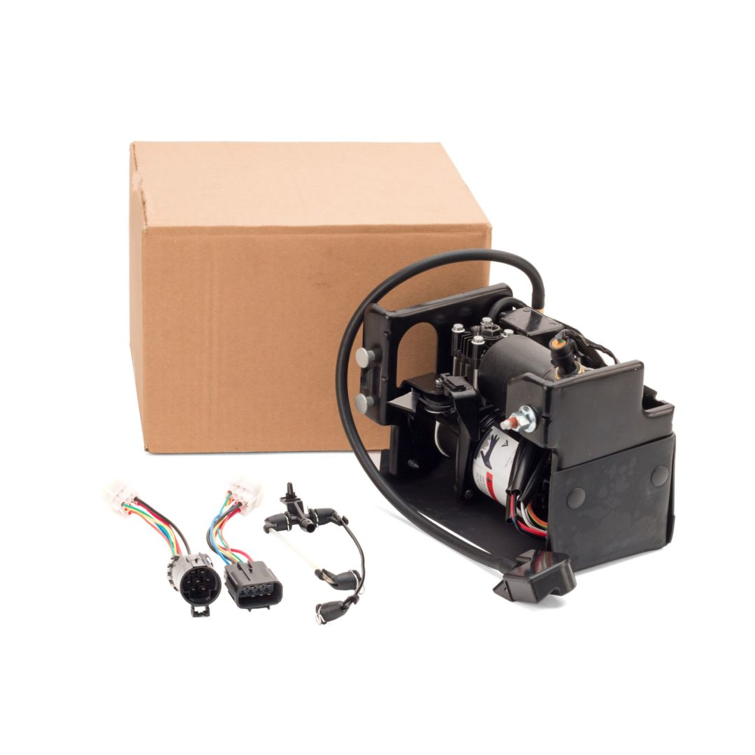 Arnott Releases Air Compressor for Wide Range of GM SUVs