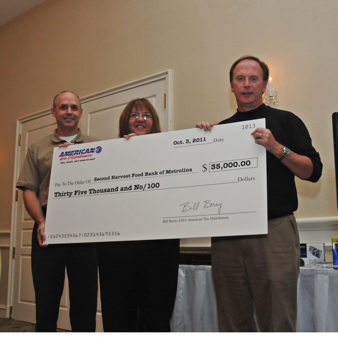 ATD donates $170,000 to worthy causes