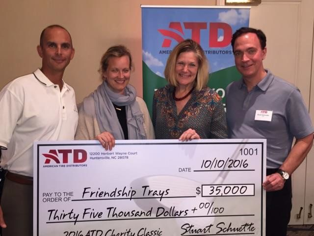 ATD Golf Tournament Provides $170,000 to 3 Charities