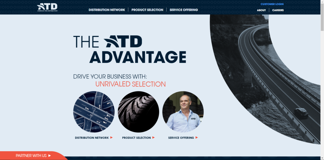 ATD Shares Its Vision With Its Associates -- and MTD