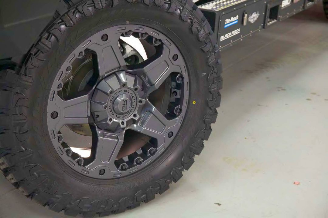 Atturo 'enters' sweepstakes with 20-inch tires