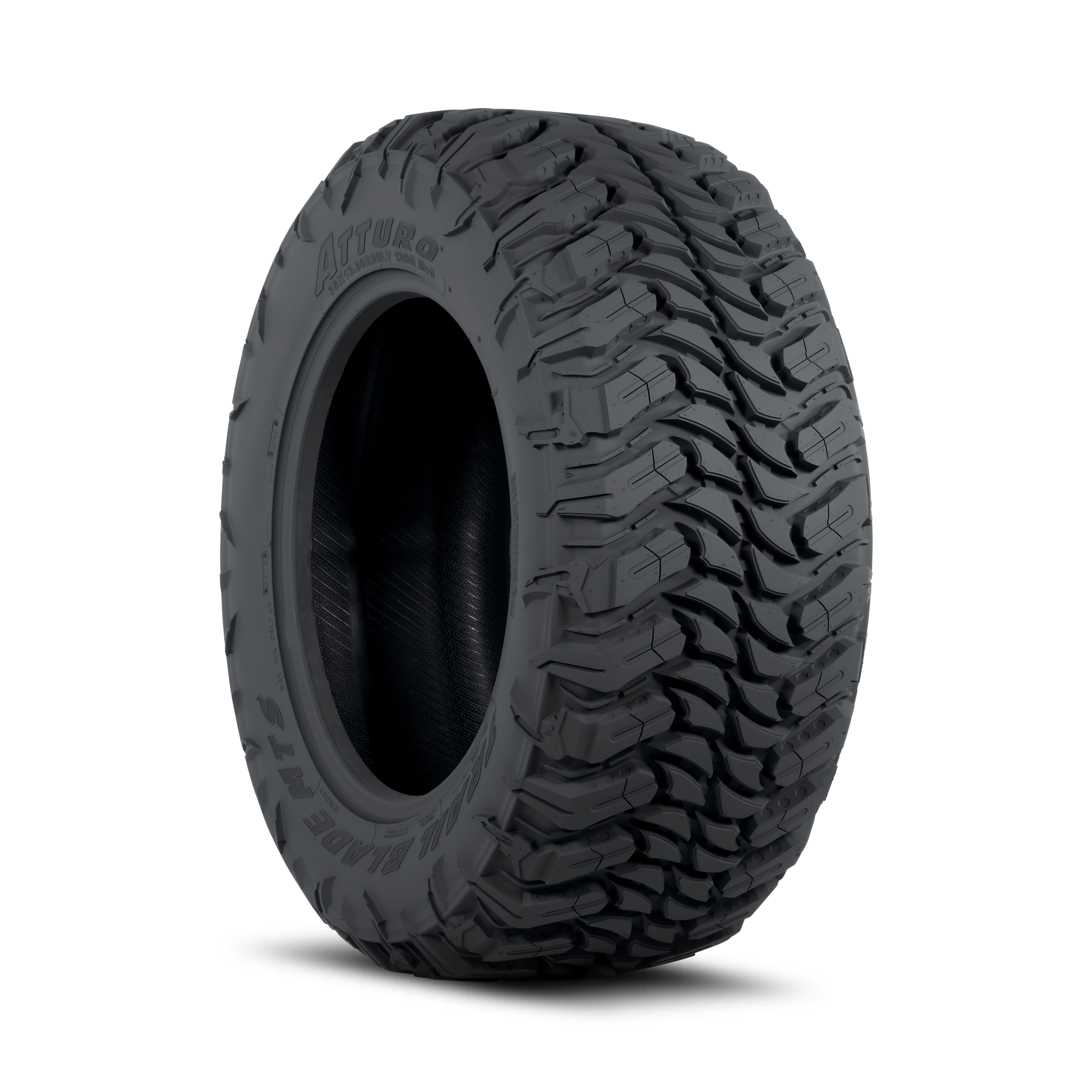 Atturo Unveils a New M/T Tire — the Trail Blade MTS