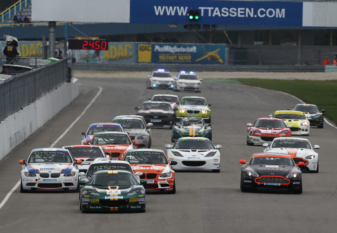 Avon confirmed as sole supplier to Euro and Dutch GT4 series