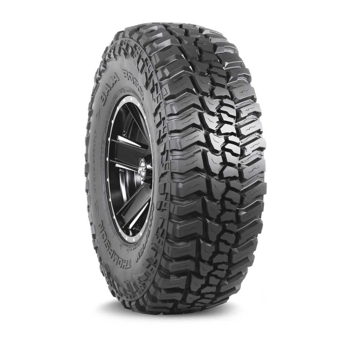 Baja Boss Mud-Terrain Tire Is Offered in 15 More Sizes