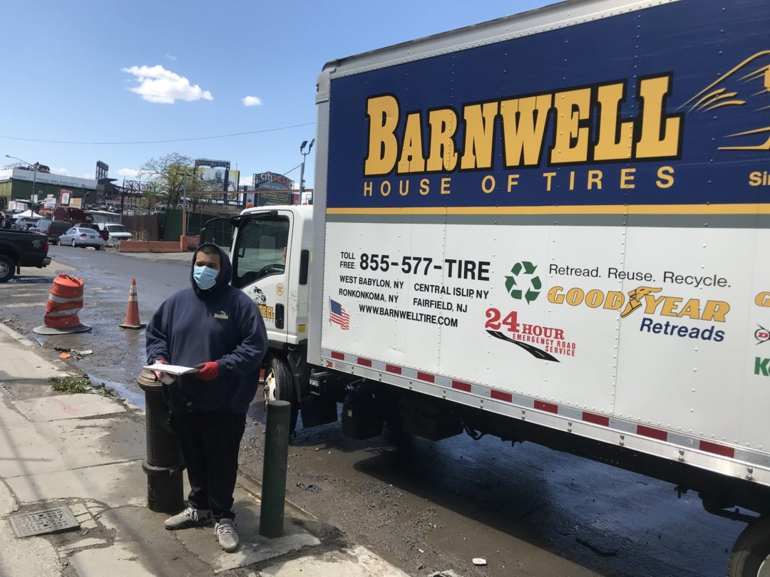 Barnwell House of Tires Keeps New York City Rolling