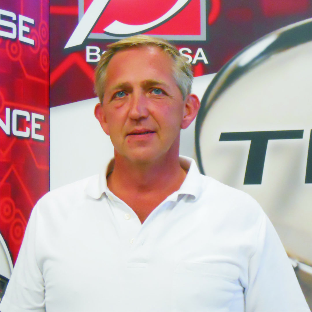 Bartec names Flanery National Sales Manager