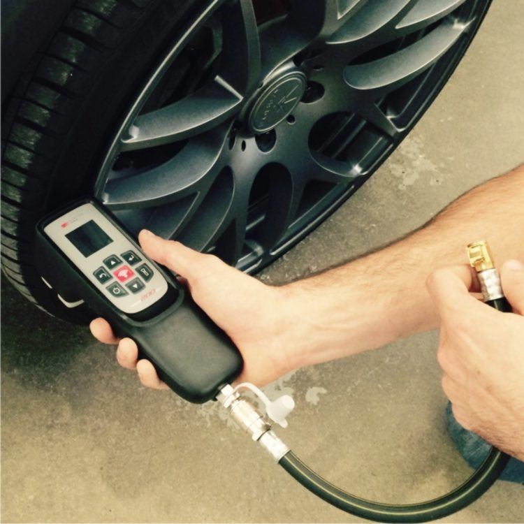 Bartec's Tire Inspection Tool Checks TPMS, Tread and Pressure