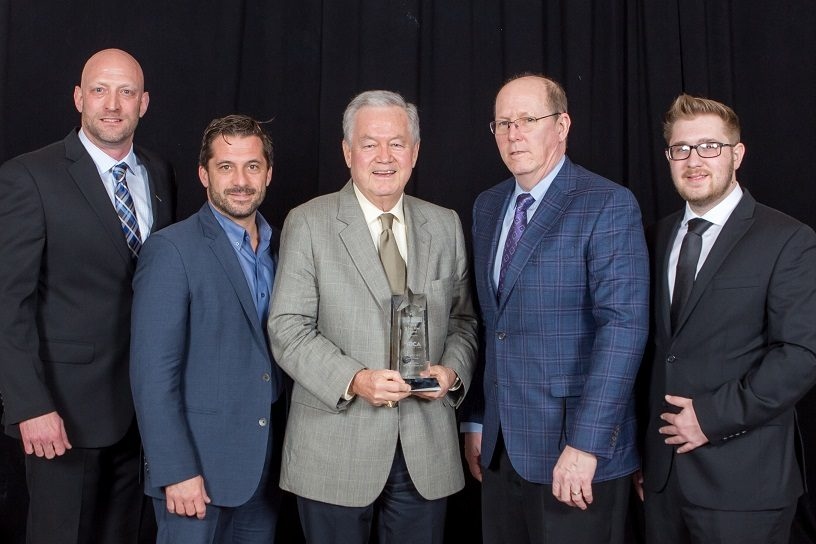 BCA Bearings Receives Lone Star Award for Service
