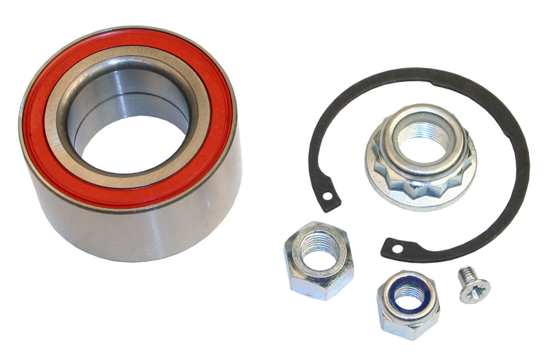 Beck/Arnley wheel bearing kit has all the hardware