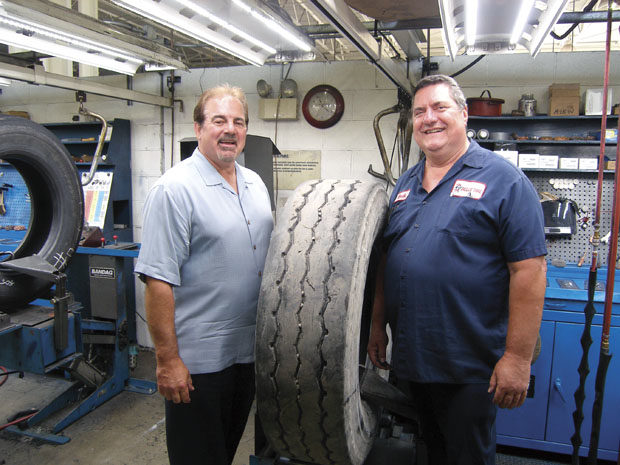 Belle Tire Customers See Value of Retreading at Plant's Open House