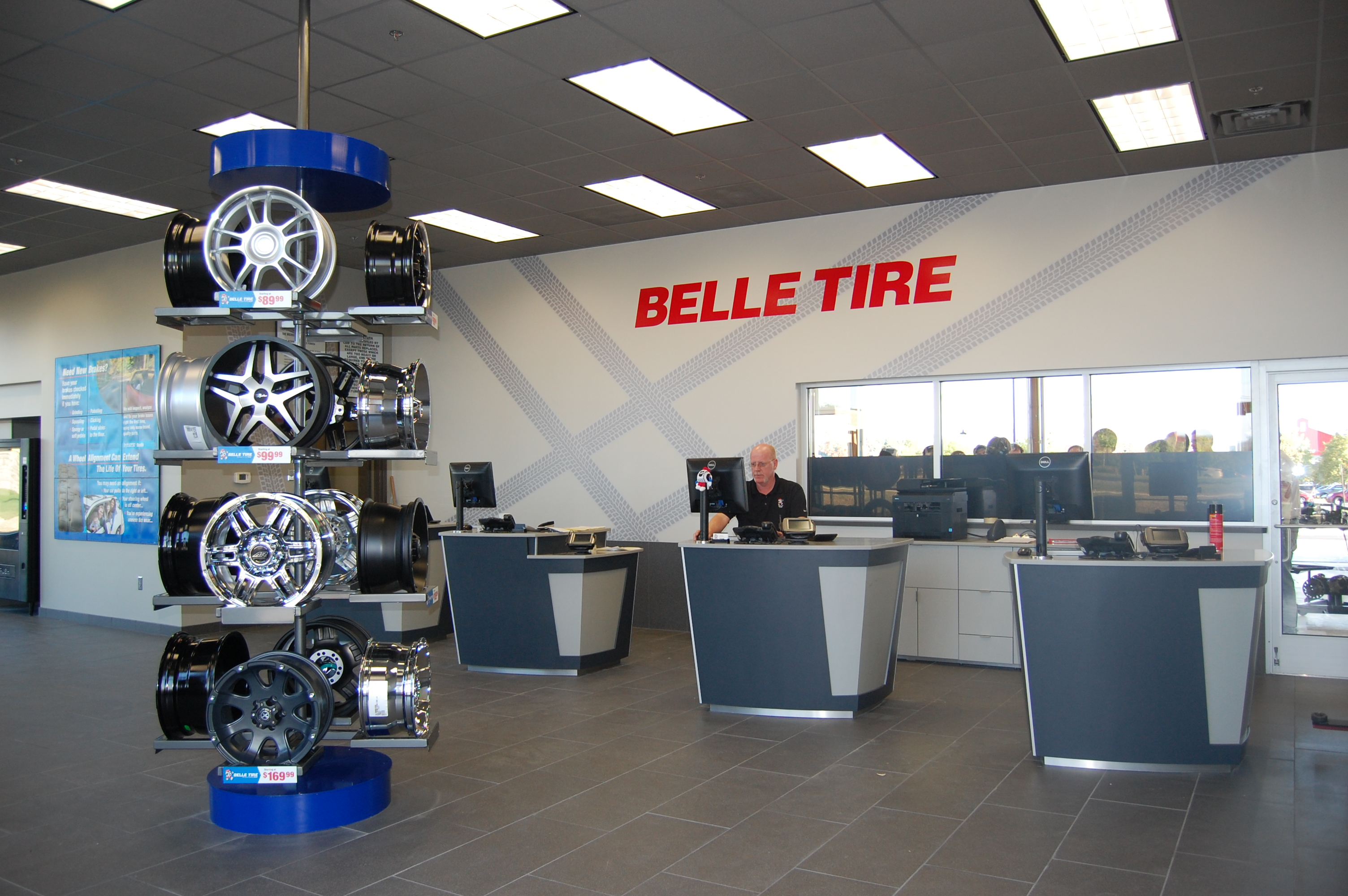Belle Tire opens 90th retail location