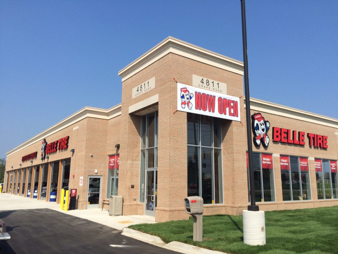 Belle Tire opens second store in Indiana