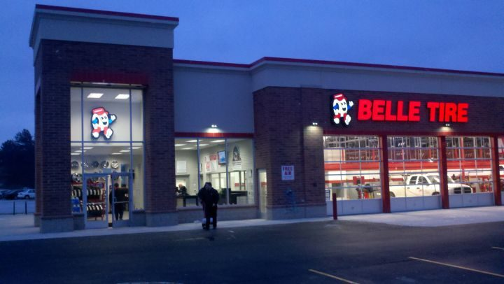 Belle Tire rings in new year with new store