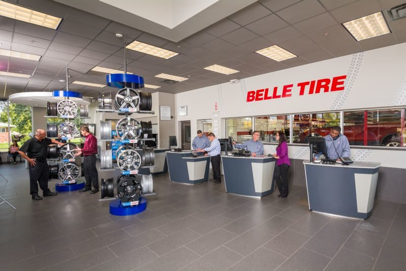 Belle Tire will enter the Indiana market