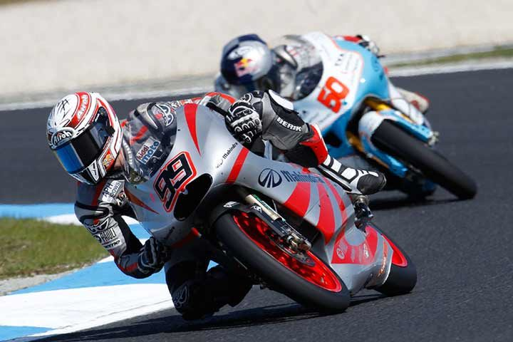 Best results of the season for Mahindra Racing