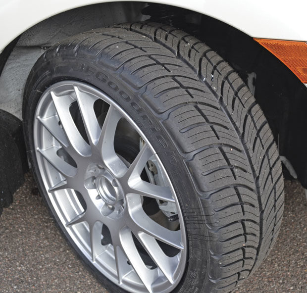 BFG tour challenges dealers to test the new g-Force tire