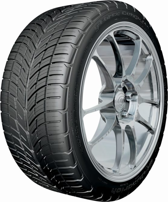 BFGoodrich Introducing g-Force Comp-2 A/S Tire
