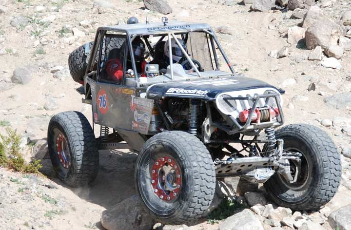 BFGoodrich Tires gears up for King of the Hammers domination