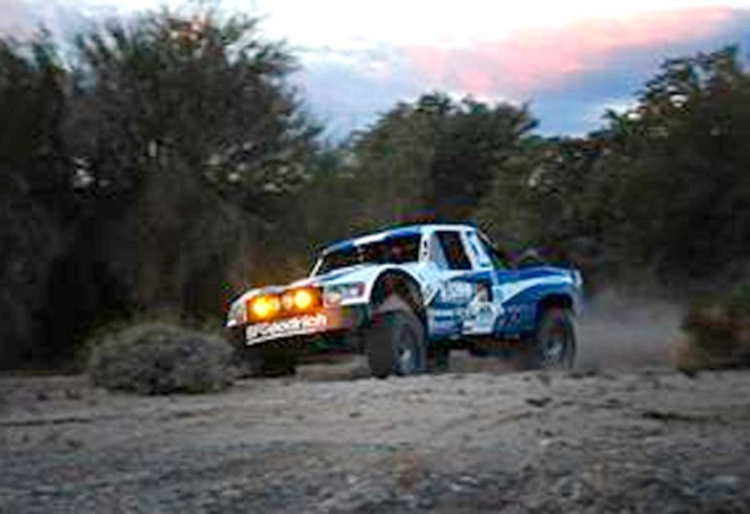 BFGoodrich wins overall at the Parker 425