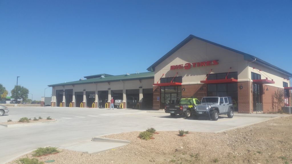 Big O Tires Adds Store in Colorado