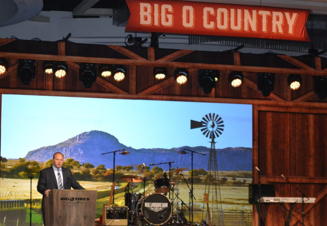 Big O Tires Aims for $800 Million in Sales in 2018