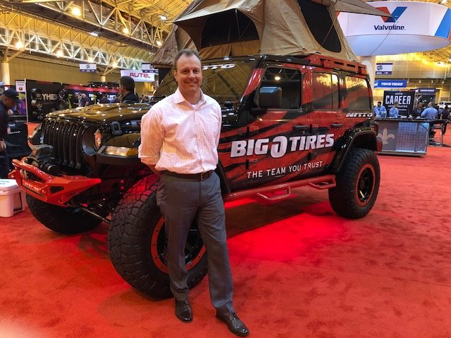 Big O Tires Dealers Celebrate Six Straight Years of Sales Growth