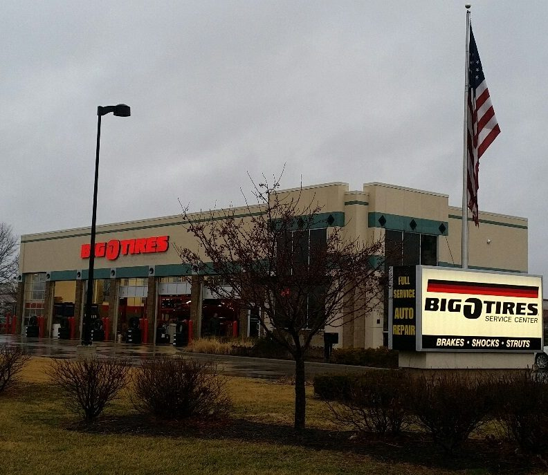 Big O Tires Expands in Indiana