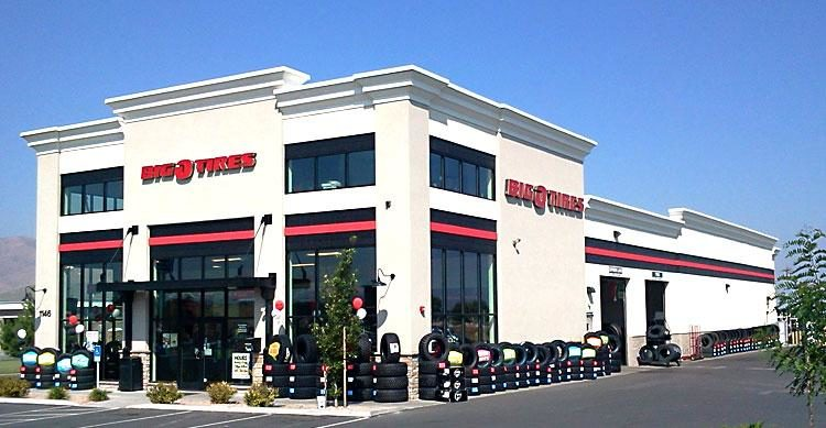 Big O Tires is named top tire franchise
