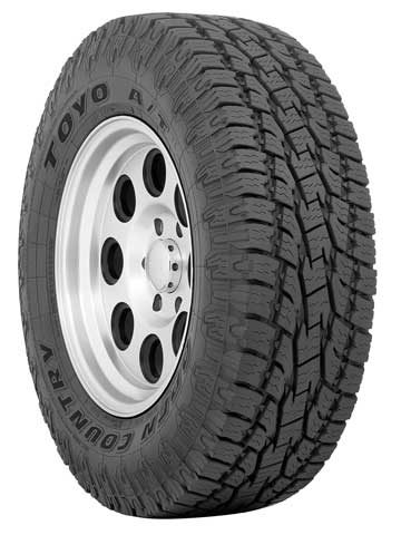 Bigger tires in a growth market
