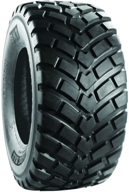 BKT Adds Two Tires to Ridemax Line