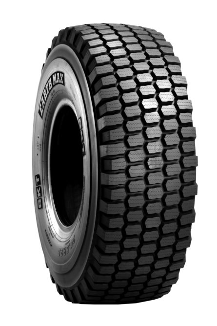 BKT Has Loader and Grader Tire for Winter Weather