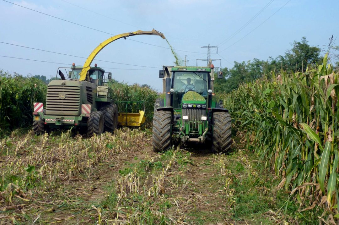 BKT Offers a Range of Tires for Harvesting Applications