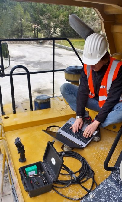 BKT Releases Spotech Technology to Monitor OTR and Port Tire Efficiency