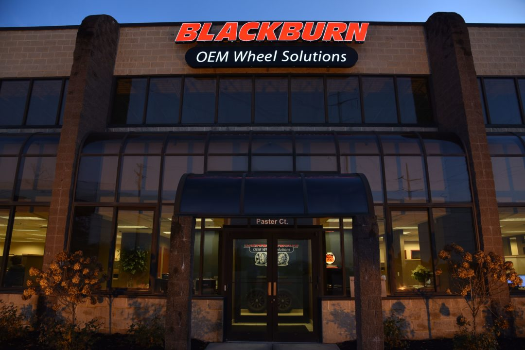 Blackburn OEM Wheel Solutions Moves to Larger Facility