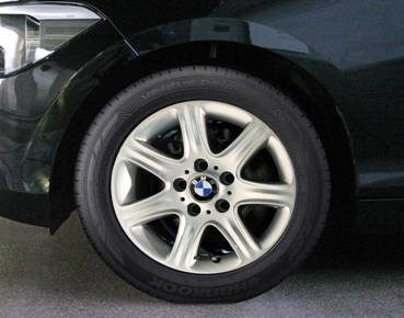 BMW 1 Series will roll on Hankook tires