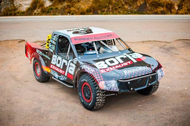 Borla Supports Bobby Runyan Jr In TORC Series