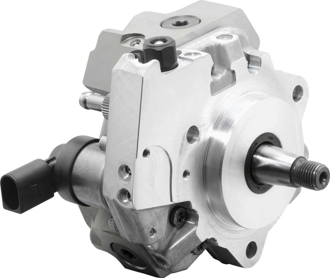 Bosch Adds Common Rail Injectors and Injection Pumps