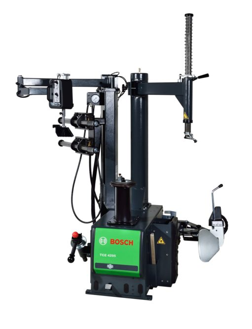 Bosch Adds TCE 4295 Swing Arm Center-Post Tire Changer