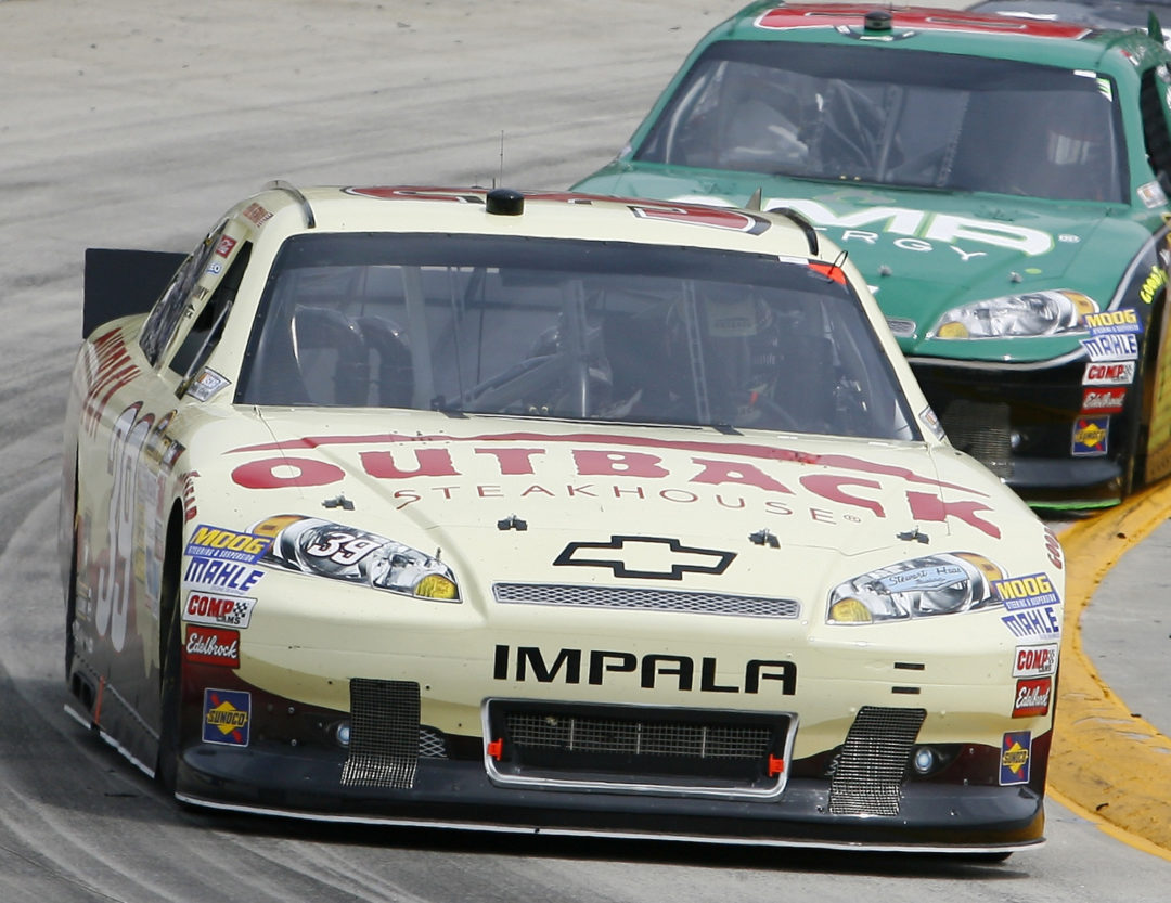 Bosch-equipped cars dominate as Ryan Newman wins Martinsville
